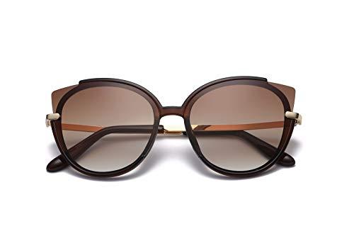 Sol de Sol Ojos Hombre Retro nbsp;Gafas de Gafas B polarizadas Mujer de D Intellectuality Personalidad ExAqPfFwx