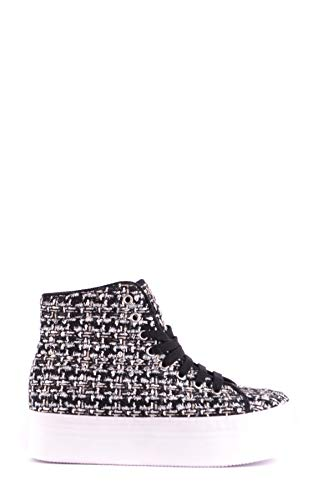 Jeffrey Nero Tessuto Sneakers Mcbi32672 Donna Jc Play Top Campbell Hi By HqpxvP