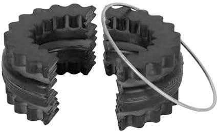 Two Piece Split 68514436424 E Type Coupling Sleeve E EPDM Rubber 9