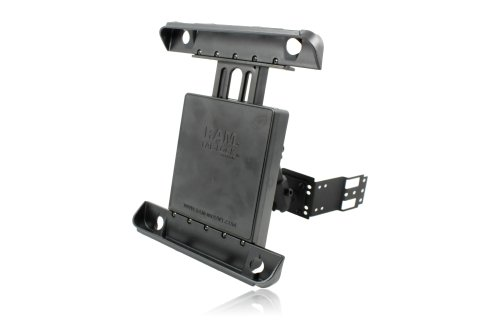 Padholder Ram Lock Series Lock & Dock iPad Dash Kit for 2010-2012 Chevrolet Camaro by PADHOLDR