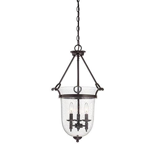 3 Light Foyer Lantern - 3