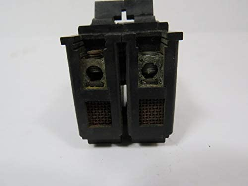 STAB LOCK CIRCUIT BREAKER 60A 2P NA thick 2 POLE REGULAR SIZE FPE NA260 FEDERAL PACIFIC 60 AMP