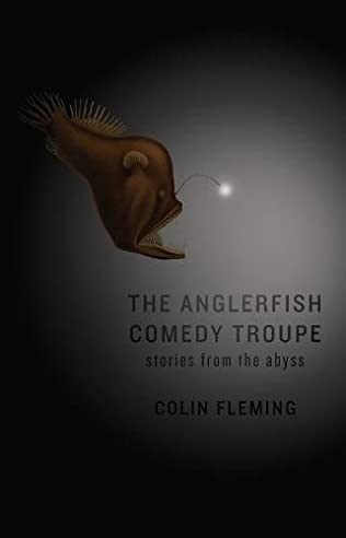 book cover of The Anglerfish Comedy Troupe
