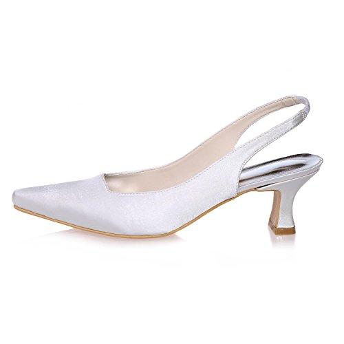 Verano Y Femeninos Boda Gray Seda L yc Partido Noche Más Otoño Colores Primavera La Zapatos Disponibles Del Acentuada De qFHngBw