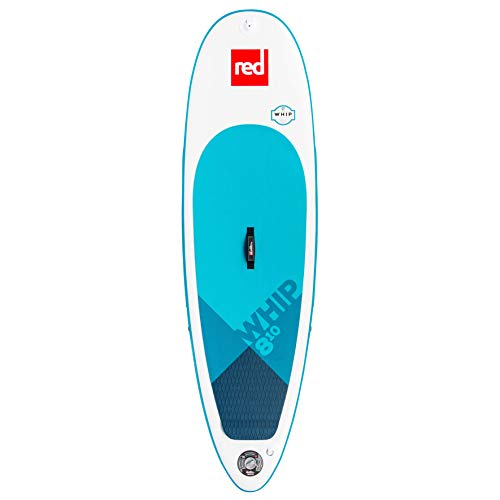 Red Paddle Co. 8ft 10''x 29'' Whip RSS/MSL Inflatable Stand Up Paddleboard Blue/White