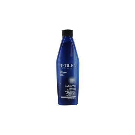 Shampoo Extreme Fortifier - REDKEN by Redken EXTREME SHAMPOO FORTIFIER FOR DISTRESSED HAIR 10.1 OZ (PACKAGING MAY VARY) ( Package Of 3 )