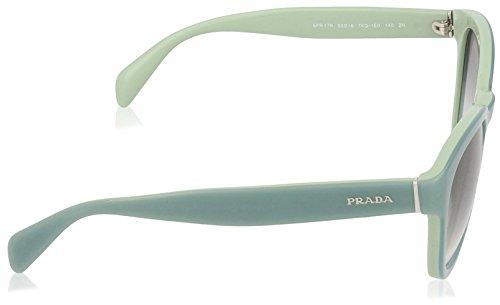Verde 17RS Prada Green Green Opal PR Green On Sonnenbrille CU1qf
