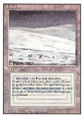 MTG (ENG) Tundra(3ED)(状態:NM) 地 B0725L64ZC