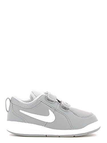 Nike Pico 4 (TDV), Zapatillas de estar Por Casa Unisex Bebé Gris (Cool Grey/White/Wolf Grey 025)