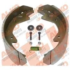 K71-818-00 Genuine AL-KO Brake Shoe & Lining KIT for 12.25