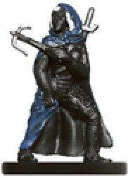 D & D Minis: Drow Assassin # 20 - Demonweb