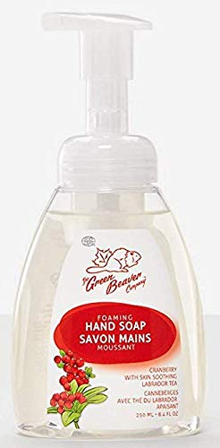 Foaming Hand Soap Cranberry Delight (Green Beaver Cranberry)