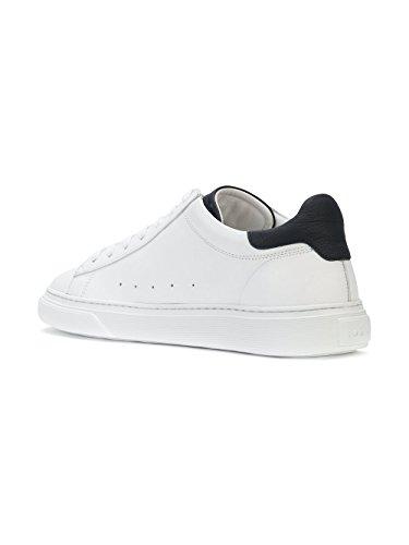 Hogan Herren HXM3650J960I7H1353 Weiss Leder Sneakers