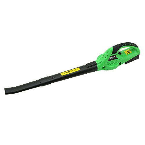 EAST 20V Li-ion 2 Speed MAX 120 MPH Leaf Blower, Cordless Sweeper, Battery & Charger Included