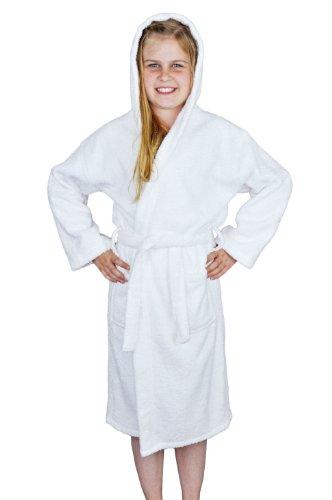 Hooded Terry Turkish Bathrobe Cotton