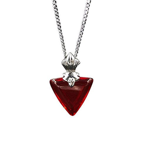 Fate / Stay Night Rin Tohsaka Cosplay Pendant Necklace - Red - Tohsaka Rin Costume