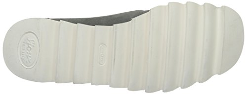 Sioux Grash-h161-02, Mocassini Uomo Grau (Cement)