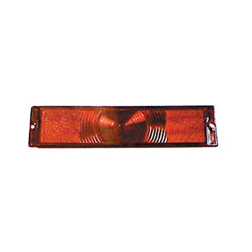 Taillight Lens 1979 Arctic Cat Jag 3000 F/A Snowmobile