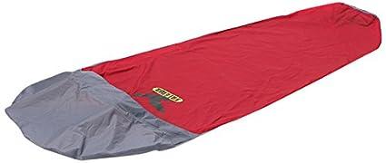 Salewa 00-0000001879 Bivibag Storm II - Saco de vivac, color rojo y gris