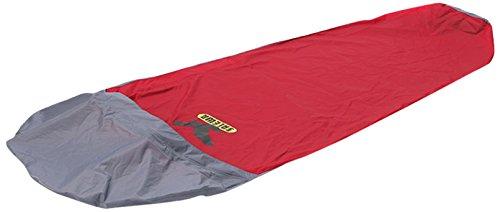 Salewa 00-0000001879 Bivibag Storm II - Saco de vivac, color rojo y gris: Amazon.es: Deportes y aire libre