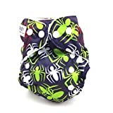 Sunbaby 4.0 Reusable Baby Pocket Cloth Diaper / Size 1 / Fits 7-35 Lbs (2969)
