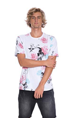 Camiseta Skull Garden