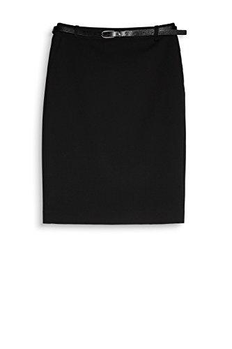 001 Collection ESPRIT Femme Jupe Noir Black WqW6XzP