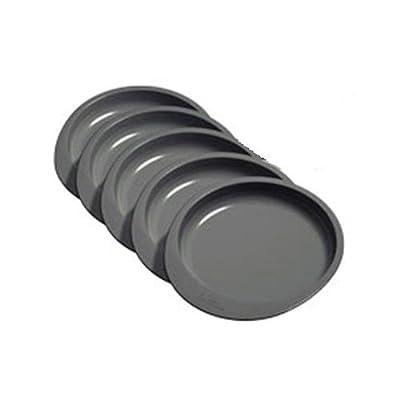 """Wilton Industries 2105-0112 5PC 6""""Non Stick Pan Set"""