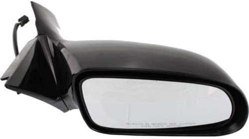 Black Textured GM1321279 Make Auto Parts Manufacturing Non-heated Passenger Side Rear View Mirror Power Right Side Mirror For 04-08 Pontiac Grand Prix View Mirror