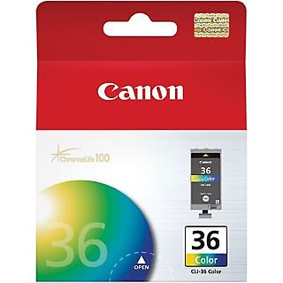 Canon Cli-36 Ip100/Pixma Mini260/320 Color Ink Tank Highest Quality Available Professional Grade New