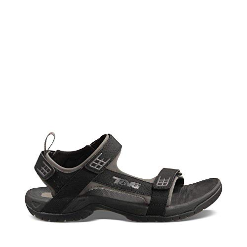 (Teva Men's Minam, Black, 10)