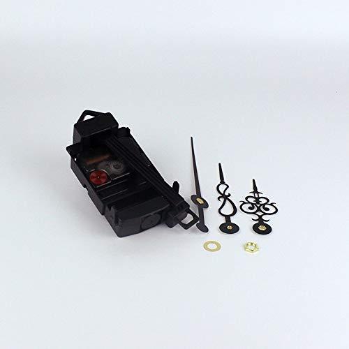 (Muccus 12888 Swing Mute Movement Quartz Clock Movement for Mechanism Repair DIY Parts Clock Parts Accessories Pendulum Clock)