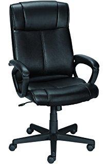 StaplesTurcotte LuxuraHigh Back Executive Chair, - Staples Chair Leather