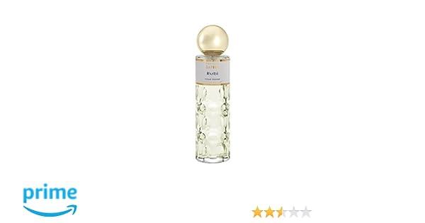 Saphir Parfums Rubí Eau de Parfum para Mujer (1x200 ml.): Amazon.es: Belleza