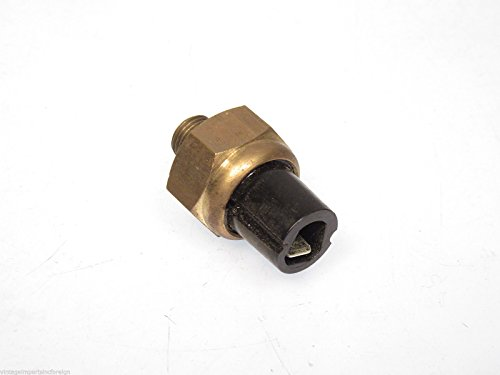 WD EXPRESS Audi Coupe 4000 Quattro & VW Rabbit Scirocco Oil Temp Sending Switch 201-1258 by WD EXPRESS