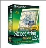 DeLorme Mapping Street Atlas USA 2006 Plus DVD