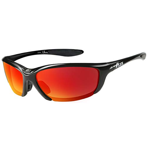 Flux Sunglasses for Men and Women: (SPORTECH) Polarized UV Protection for ()