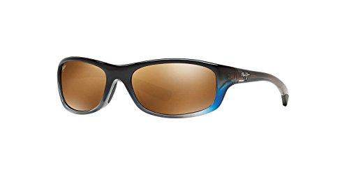 Maui Jim Sunglasses - Kipahulu / Frame: Marlin Lens: HCL - Jim Sunglasses Maui Marlin