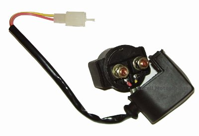 Chinese Dirt Pit Bike Engine Motor Solenoid Relay 50cc 70cc 90cc 110cc 125cc 138cc 140cc 150cc Scooter Parts Unlimited