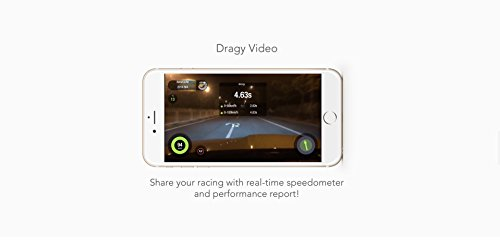 dragy 10Hz GPS Based Performance Meter