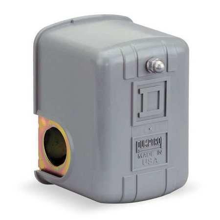No Pressure Port (Pressure Switch, Diaphragm, DPST, 50/70 psi)