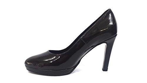 J5060 Scarpa donna decolletè nero