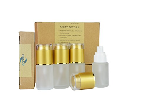 4-piece-1ozhillo-gold-glass-spray-bottles-with-fine-mist-sprayer-for-travel-and-any-purpose-perfect-