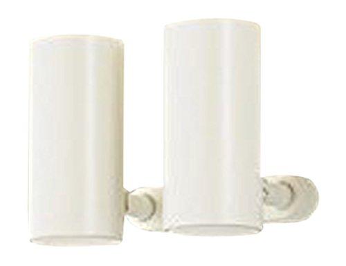 パナソニック(Panasonic) スポットライト直付型明るさフリー(100形2灯相当) 電球色(ホワイト) LGB84466LB1 B00UT2RY7G 21629  電球色 100形電球2灯相当