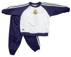 adidas REAL CO BABYJOG - Chándal de fútbol para bebé - tamaño ...