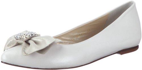 Lodi BELLE 15939 Damen Ballerinas Weiss (BLANCO)