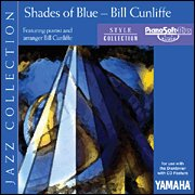 Shades Of Blue - Bill Cunliffe - (for Cd-compatible Modules)