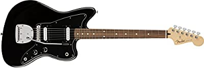 Fender Standard Jazzmaster Electric Guitar - HH - Pau Ferro Fingerboard by Fender Musical Instruments Corp.