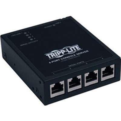 Tripp Lite B095-004-1E 4 Port IP Serial Console Terminal Server