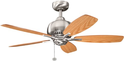 Kichler  300123BSS, Richland Brushed Stainless Steel 42